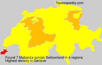 Mabanza