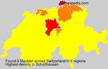 Mackert