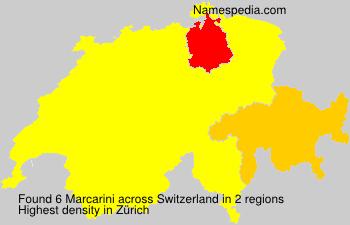 Marcarini - Switzerland
