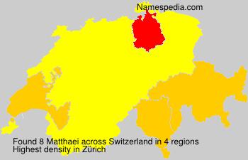 Matthaei