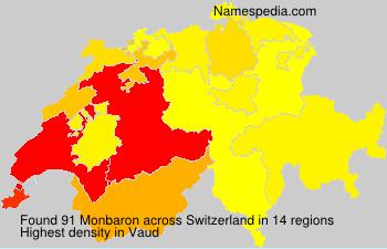 Monbaron