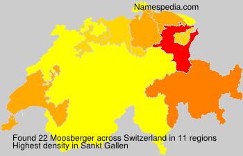 Moosberger