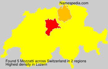 Mozzatti