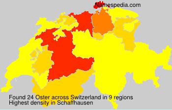 Oster - Switzerland