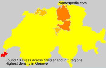 Press - Switzerland