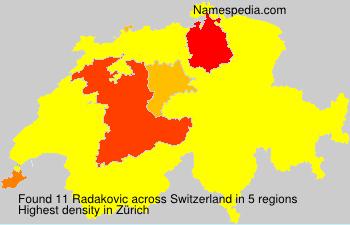 Radakovic
