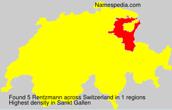 Rentzmann