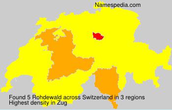 Rohdewald