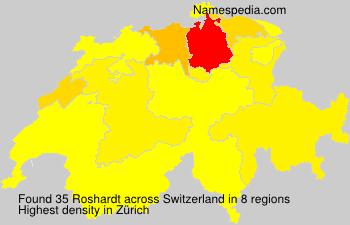 Roshardt