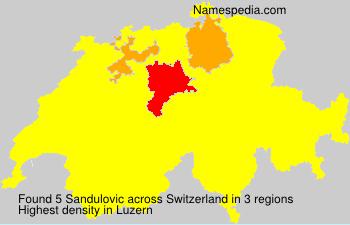 Sandulovic