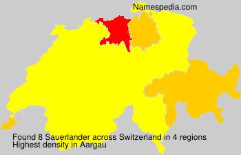Sauerlander