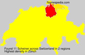 Scheiner