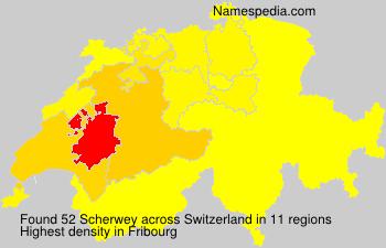 Scherwey
