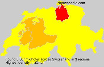 Schmidhofer