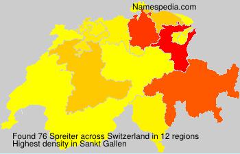 Spreiter - Switzerland