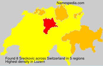 Sreckovic