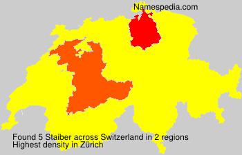 Staiber