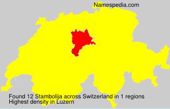 Stambolija
