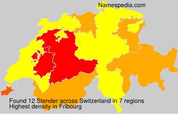 Stender