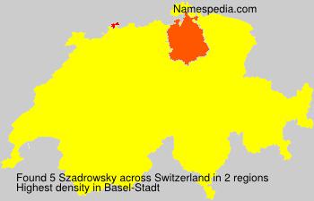 Szadrowsky