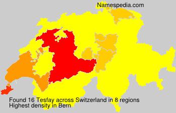 Tesfay