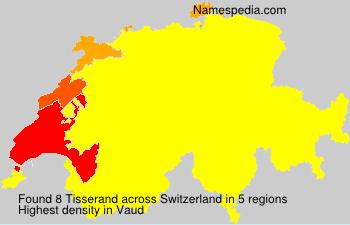 Tisserand - Switzerland