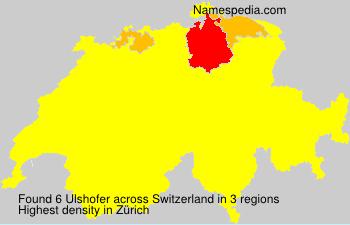 Ulshofer
