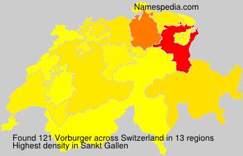 Vorburger - Switzerland