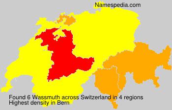 Wassmuth