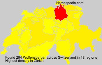 Wolfensberger