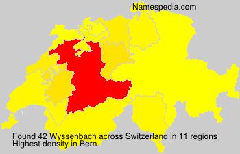Wyssenbach