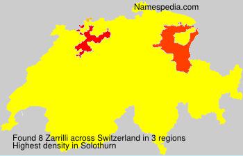 Zarrilli