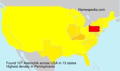 Adamchik