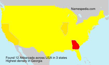 Akbarzada