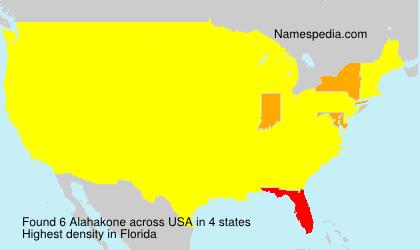 Alahakone