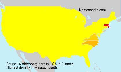 Aldenberg