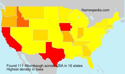 Allumbaugh