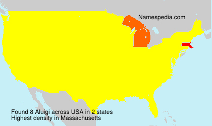 Aluigi - USA