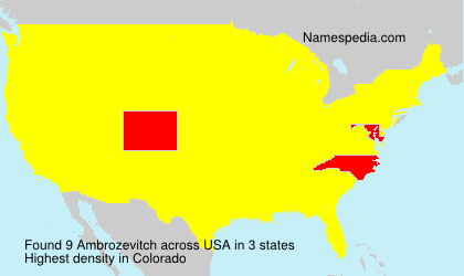 Ambrozevitch