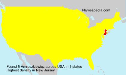 Amroszkiewicz
