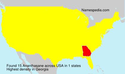 Ananthasane