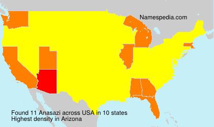 Anasazi - USA
