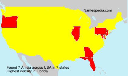 Anisia - USA