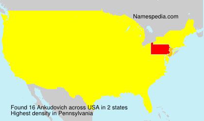Ankudovich