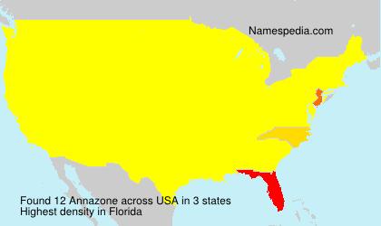 Annazone