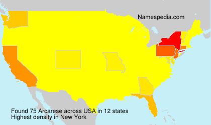 Arcarese - USA