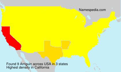 Arriguin - USA