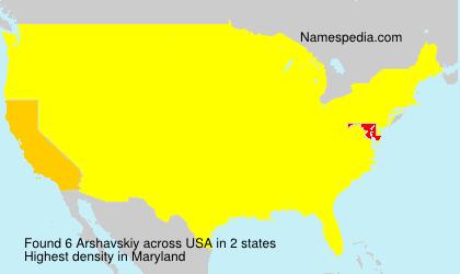 Arshavskiy