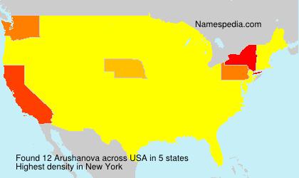 Arushanova
