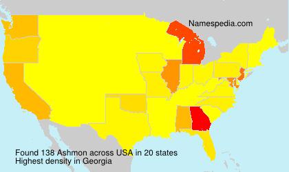Ashmon